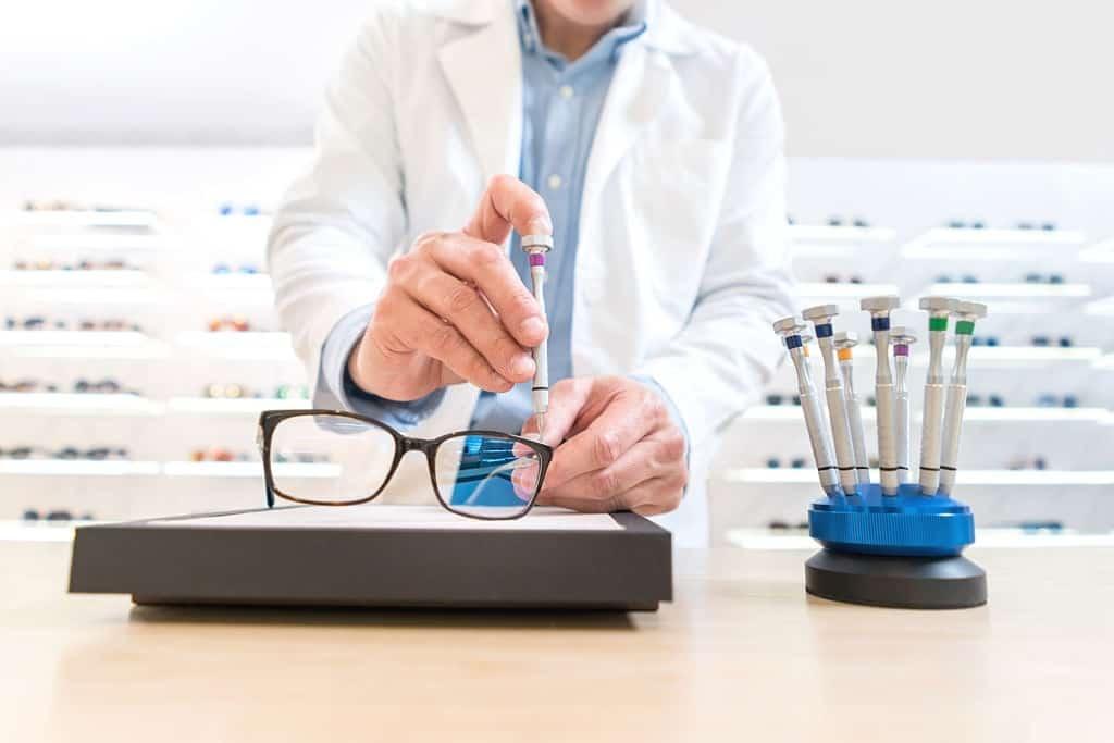 Glasses and Frames Repairs Patel Optics