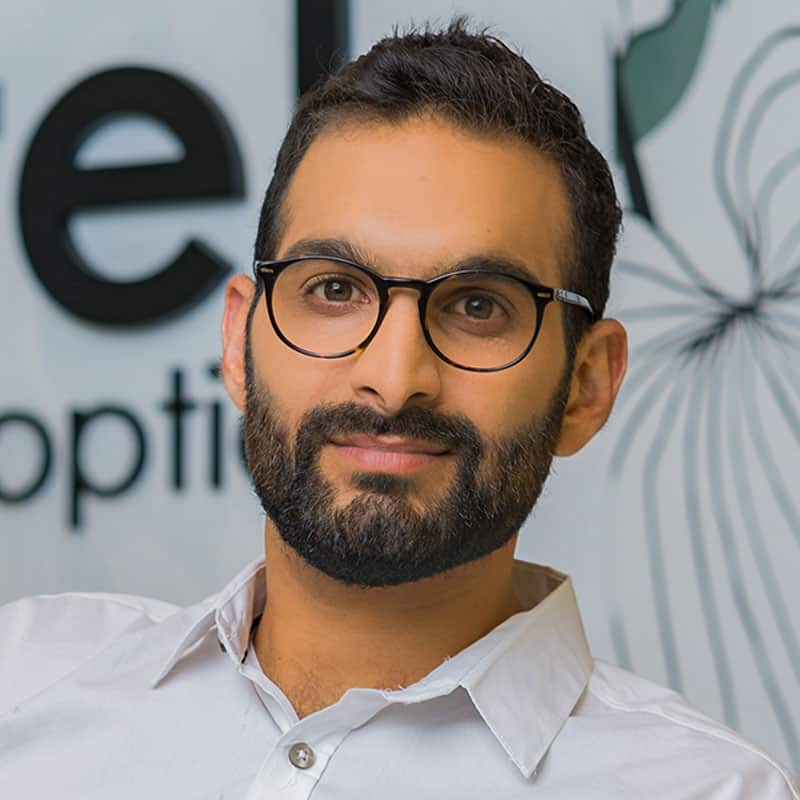 Ijaz Patel Optometrist Patel Optics Mauritius