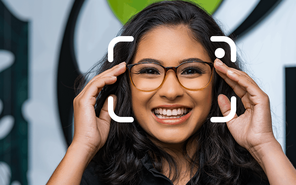 Virtual Try-On for Glasses and Sunglasses Patel optics
