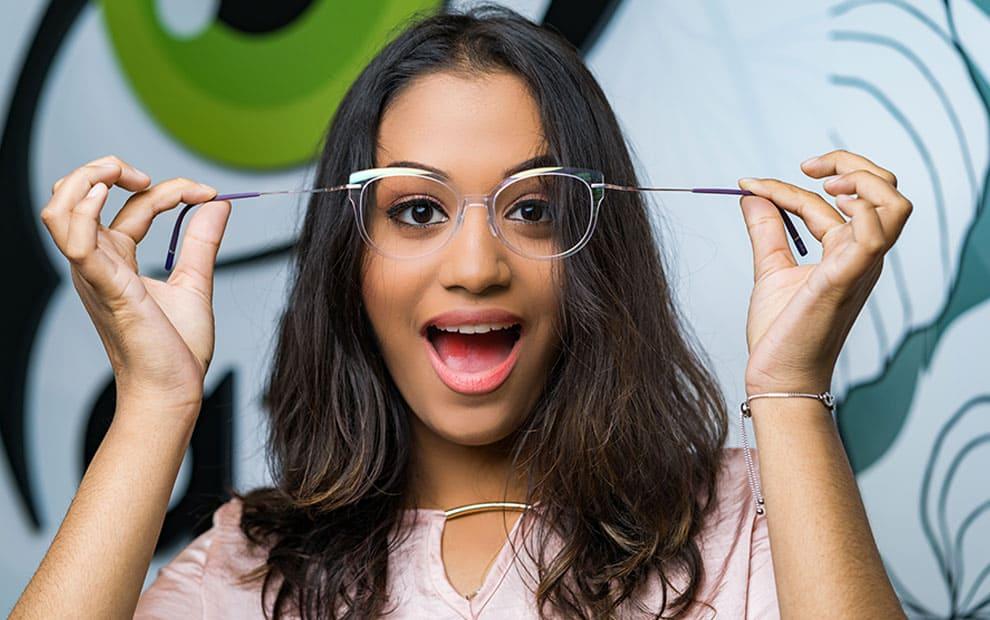 Foldable Women Glasses Patel optics
